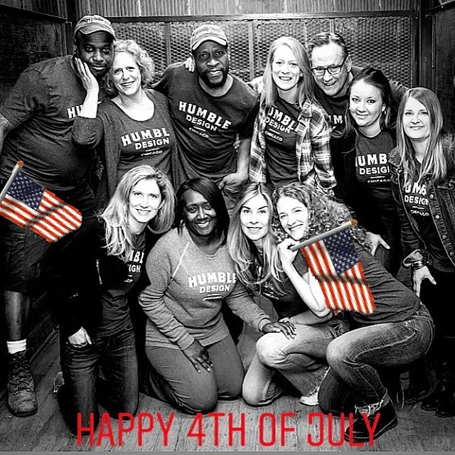 HAPPY 4TH OF JULY🇺🇸 Humble Design Chicago will be closed July 4-July 7th. Donation drop off hours will resume on Monday, July 8th from 9:00-2:00.  To learn more about Humble Design, visit us at https://www.humbledesign.org/chicago  #humbledesign #humblewarriors #dogood #makeadifference #furnishinghope #eugeniamatzarisphotography