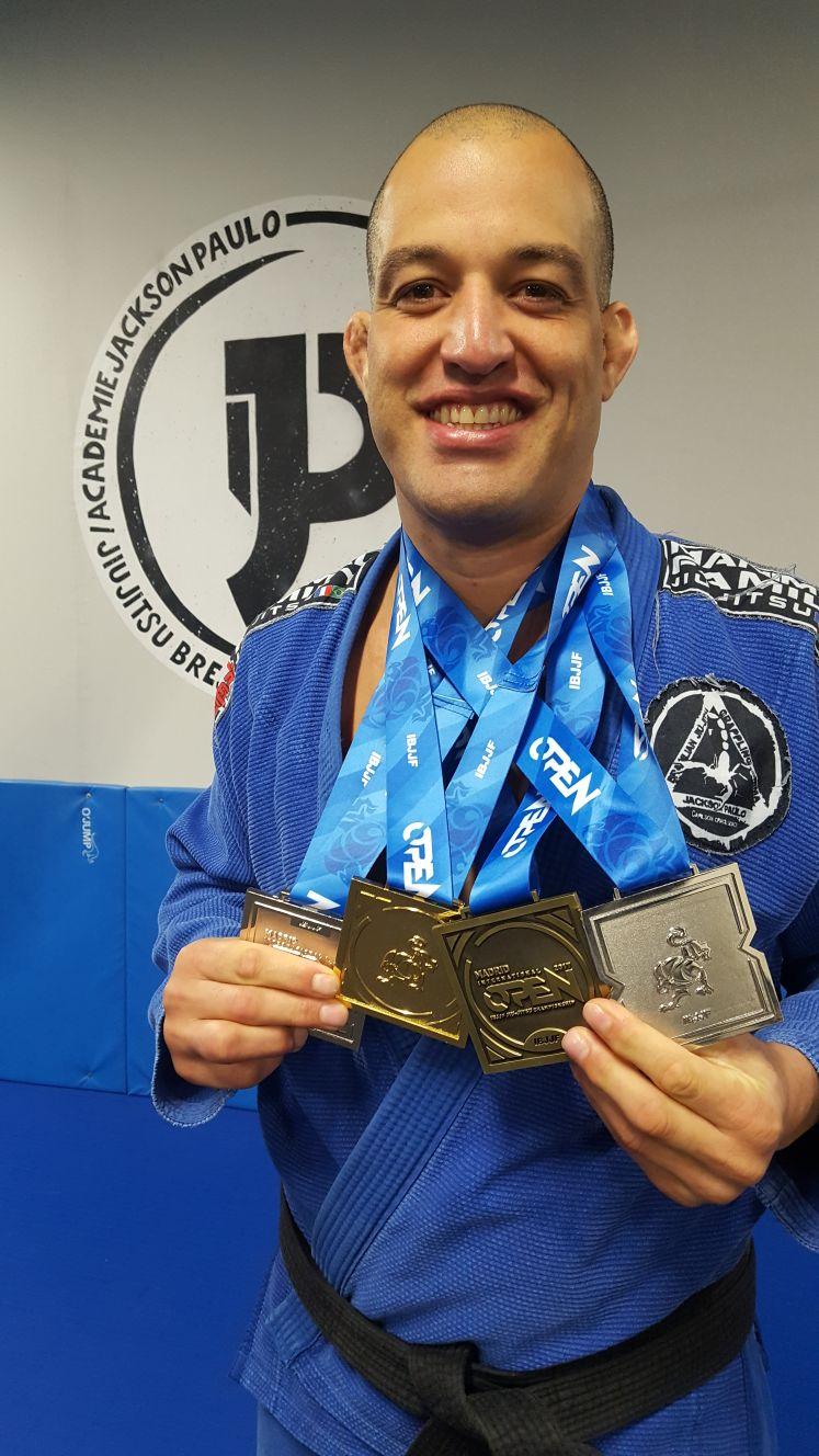 jackson paulo - Académie Jackson Paulo Champion