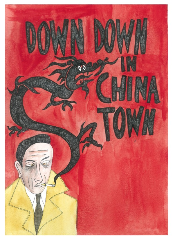 Down Down in China Town