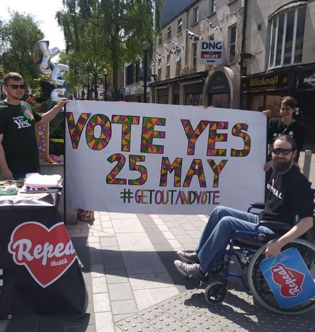 Photo @Dundalktogether4yes