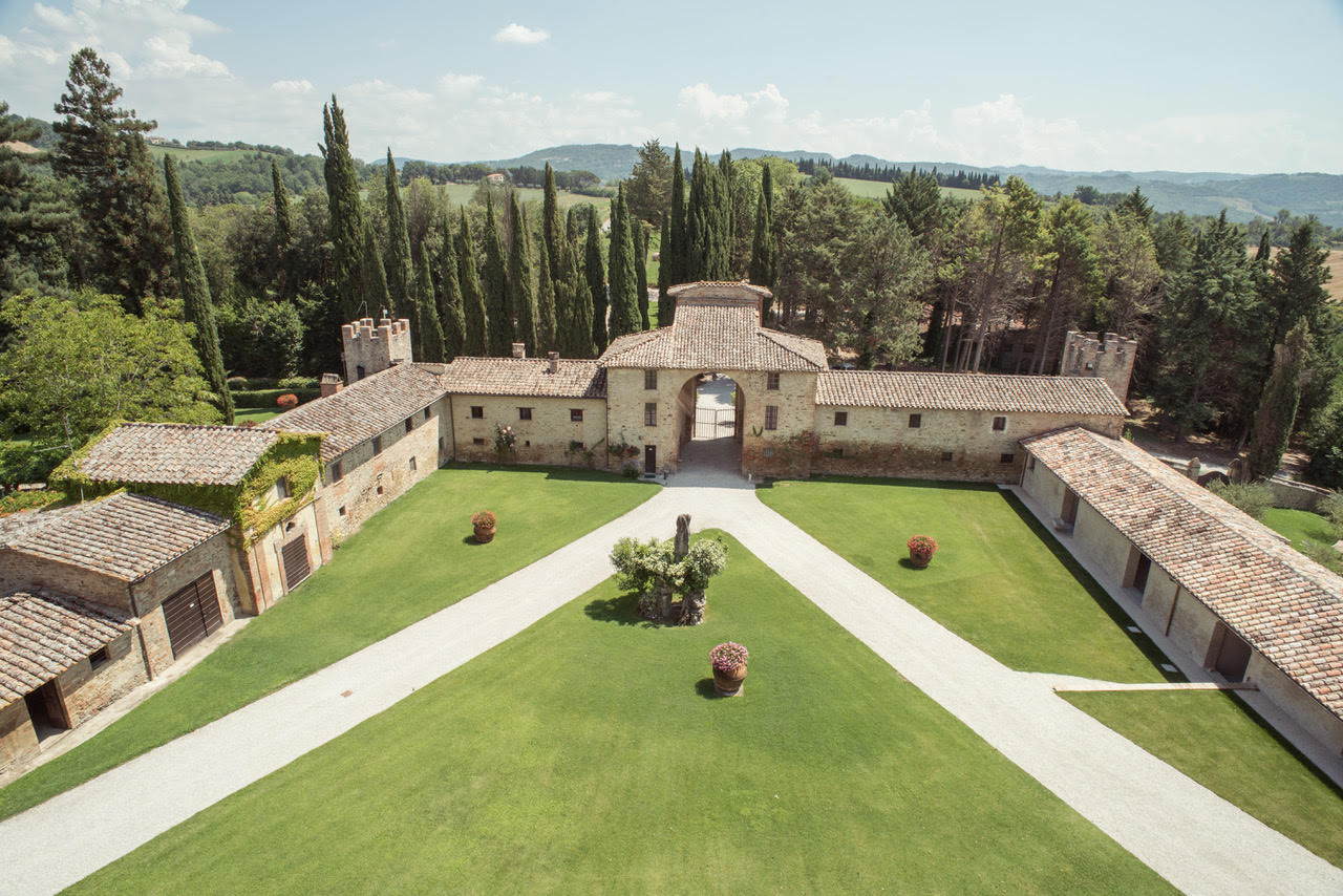 First Prize winners can enjoy a week long residency at the  Civitella Ranieri Foundation  in Umbria.