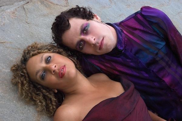 Salena and Oli by Jonathan Dredge, Gay Times