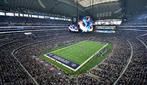 Dallas Cowboy Game Tickets - Tickets for 4 to a Dallas Cowboy home football game! (Choice of games announced at auction) $500 Visa Card Included.Donor ~ Don Kauffman