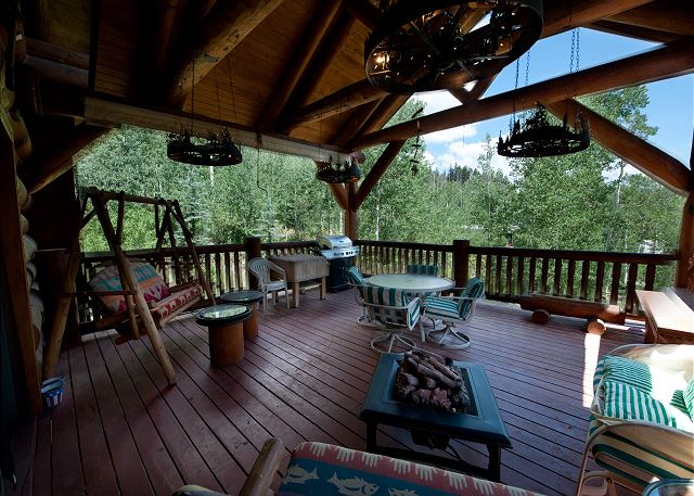 Durango Mountain Cabin - Five-Night Stay at this 2,700 square foot, 3-bedroom, 3-bathroom hand crafted log cabin with room for up to 10. This property embodies the classic Colorado cabin feel. Located only 4 miles from Purgatory Ski Resort and 24 miles from historic downtown Durango.Take advantage of the historic Durango - Silverton Narrow Gauge Railroad, enjoy cowboy grub and music at the Bar-D Chuckwagon Supper, downtown Durangoshopping, hiking, fishing or skiing there is something foreveryone.Donors ~ Kent & Melanie Cravens