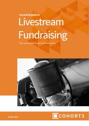Contents    1. Overview of Livestreaming    2. Livestream Market Size    3. Benefits of Livestreaming    4. Overview of Livestream Fundraising    5. Advantage of Livestream Fundraising    6. Livestream Fundraising Market    7. How to Build a Listream Fundraising Program    8. Best Practices for LIvestream Fundraising    9. Tips on Recruiting Fundraisers    10. LIvestream Fundraising Software    11. Nonprofit Industry Leaders in Livestream Fundraising
