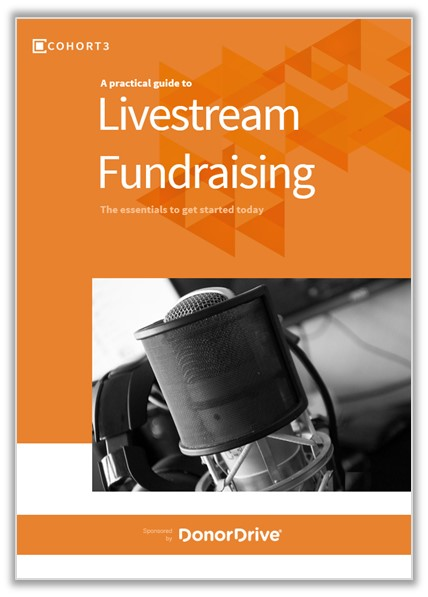 Deploy your own Livestream Fundraising program. Get started today. -