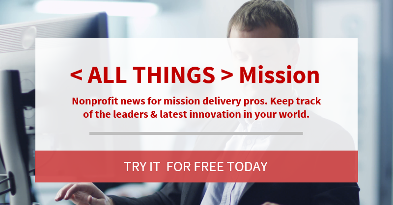 < ALL THINGS> Mission news. Try it today for free.