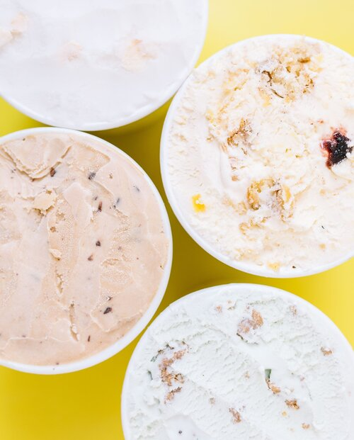 JOY 😍 Stocking up on happy pints of our sometimes flavors, which is your favorite this rotation? . . . . . #joy #happypints #icecreamforbreakfast #breakfastofchampions #changetheworld #melticecreams