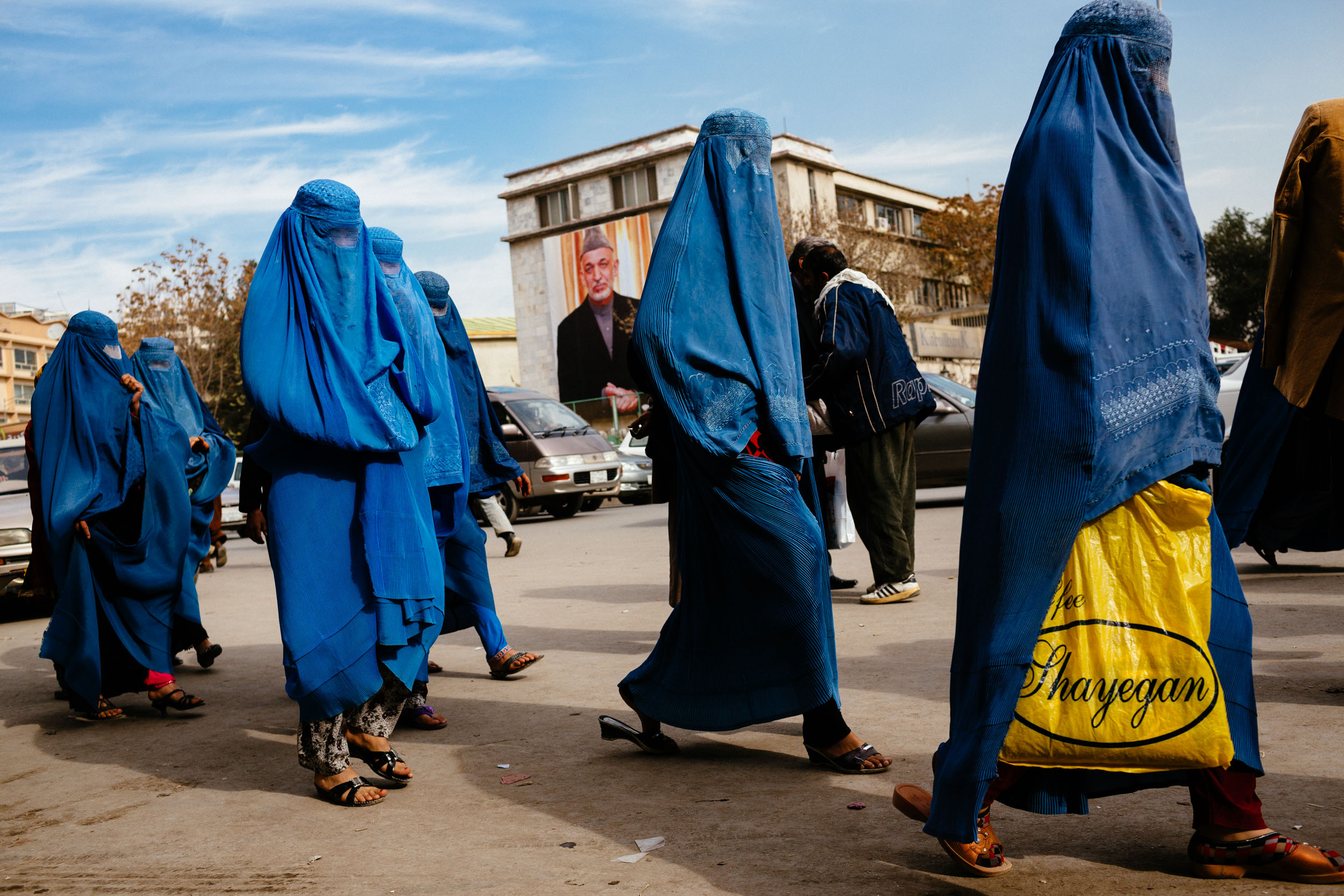 Contemporary Kabul