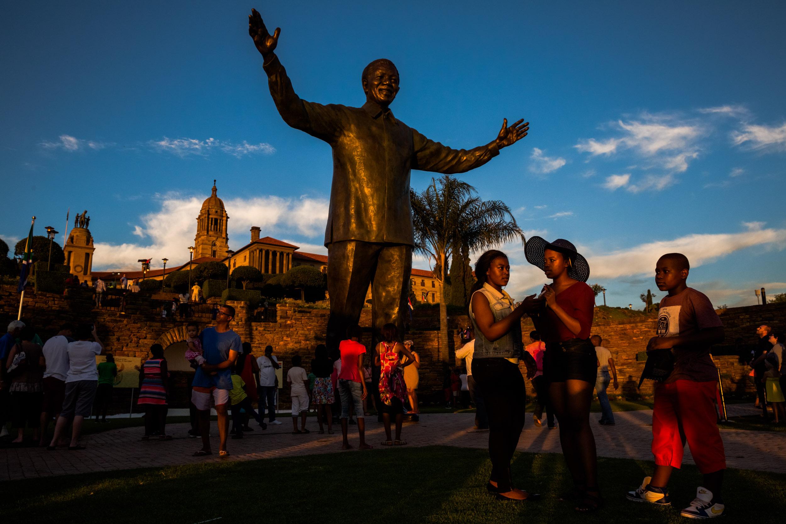 Nelson Mandela's Funeral