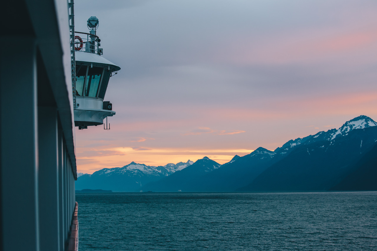 Alaska with  Seabourn