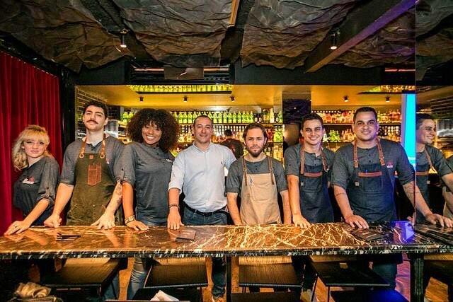 Brigada de peso #SubAstor #50BestBars #TeamSub #Brigada #Equipe #Bar #Cocktails #Worlds50BestBars