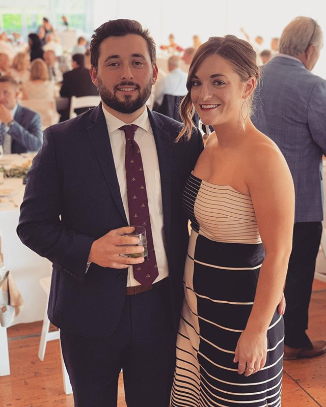 Wedding season is in full swing! Whether as a guest or a vendor, we love helping to celebrate! . . . 👋 from the two thirds of the Serata Design team, cameron and regan! He builds it and I style it. And sometimes vice versa. Designing beautiful things for wonderful couples with my best friend is pretty much a dream come true.  #eventdesign #moderncalligraphy #weddingseason #weddingcalligraphy