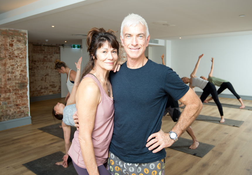 Yogaworx moves to the State Buildings - BROADSHEET PERTH