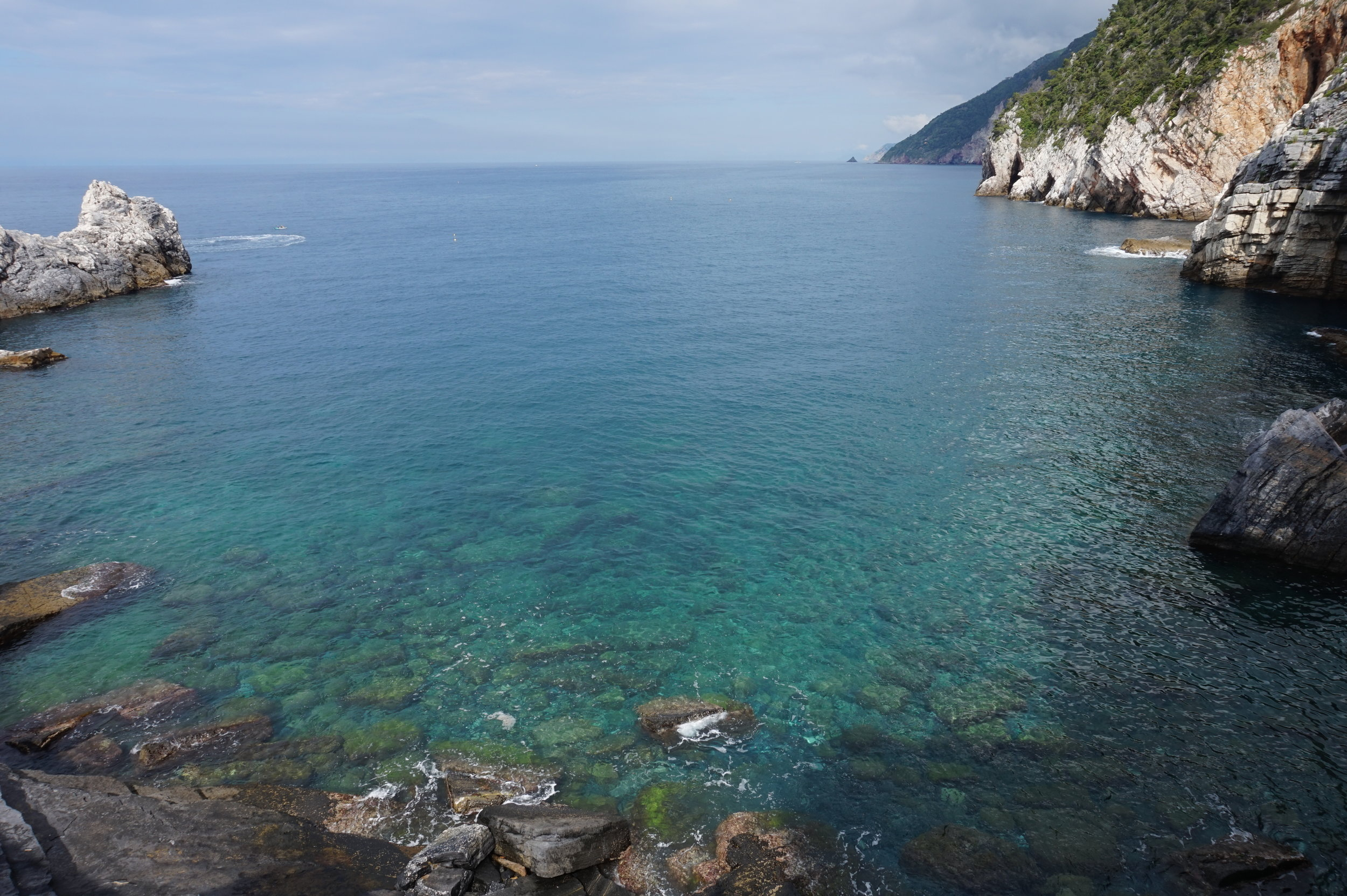 Trekking the Gulf of Poets - EXPLORE TUSCANY
