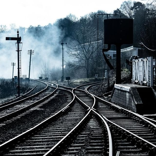 @severnvalleyrailwayofficial A picture from Highley Station. #steamlocomotive #steamtrain #steamengine #locomotive #trainride #railroad #scenicrailway #railroadphotography #railroadcrossing  #trains #train_nerds #steam #railway #loco #locomotive #heritage #steamengine #smellthesteam #photooftheday #trains #trainspotting #trainstation #trainstagram #uktrains #uktrainspotting #trainsofinstagram #trainsoftheuk #steam #steamengine #steamphotographyuk