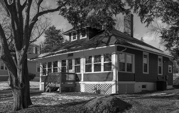 Swarthmore's Title IX House. PC: swarthmore.edu