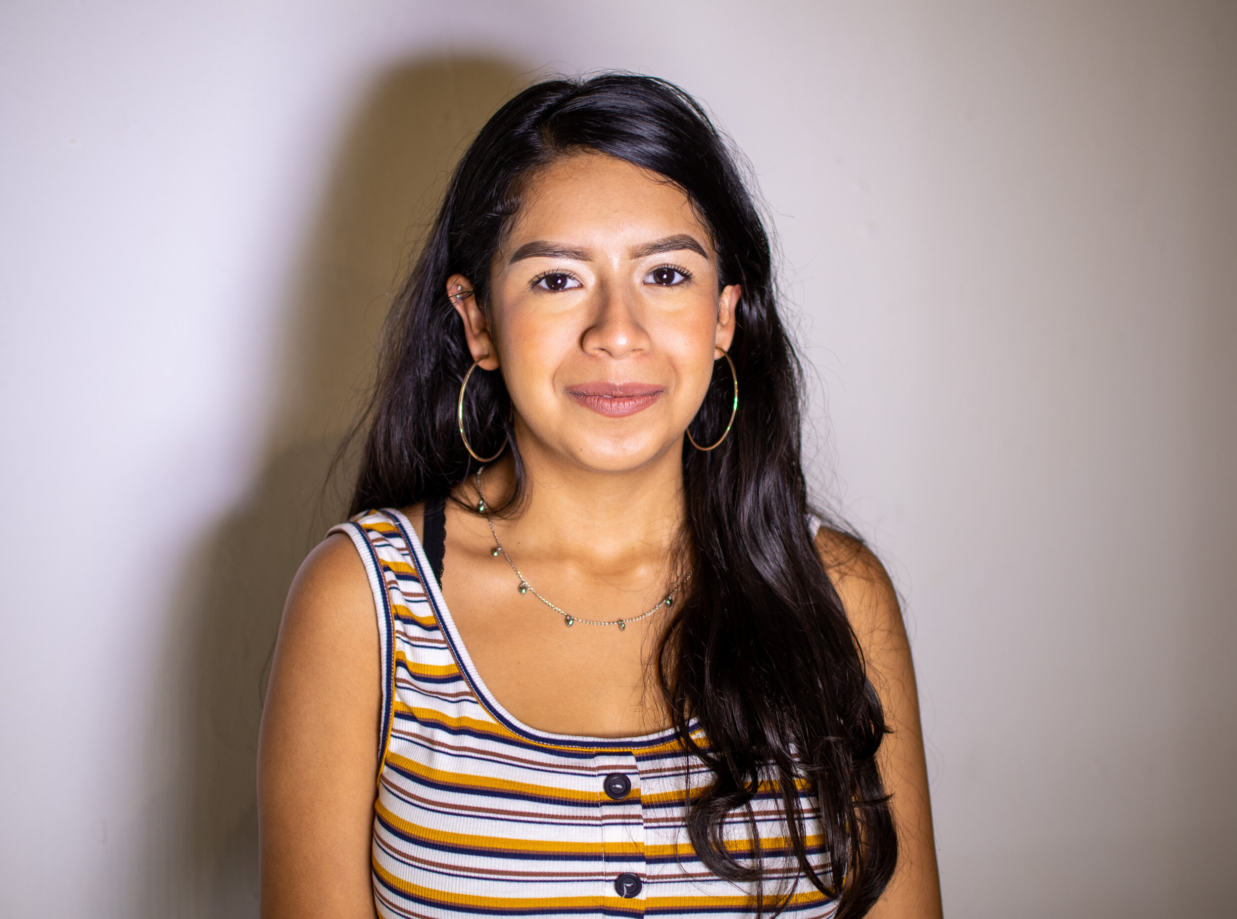 Angela Reyes Cervantes '22, she/her