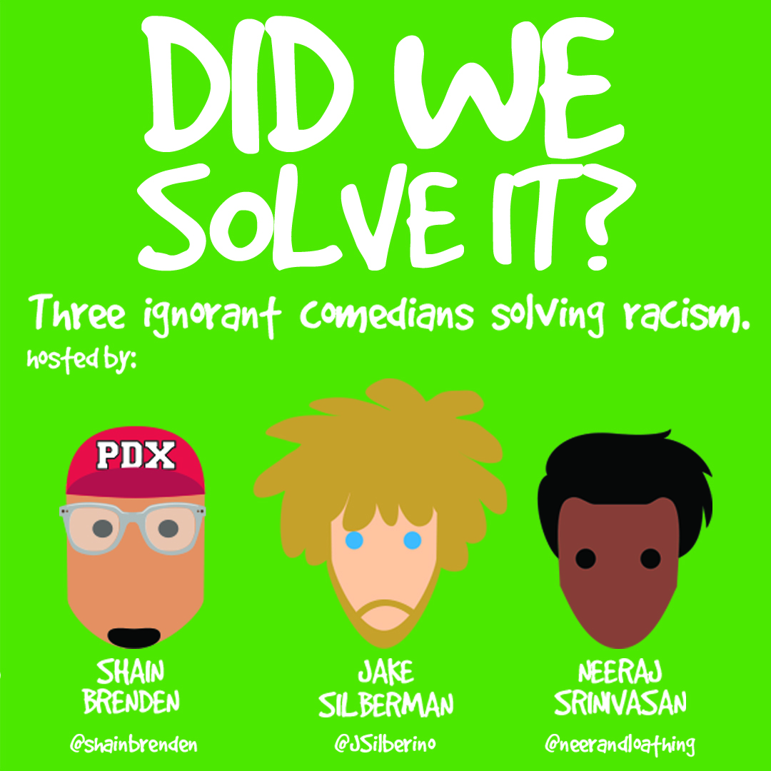 Did We Solve It?   Listen to Did We Solve IT?