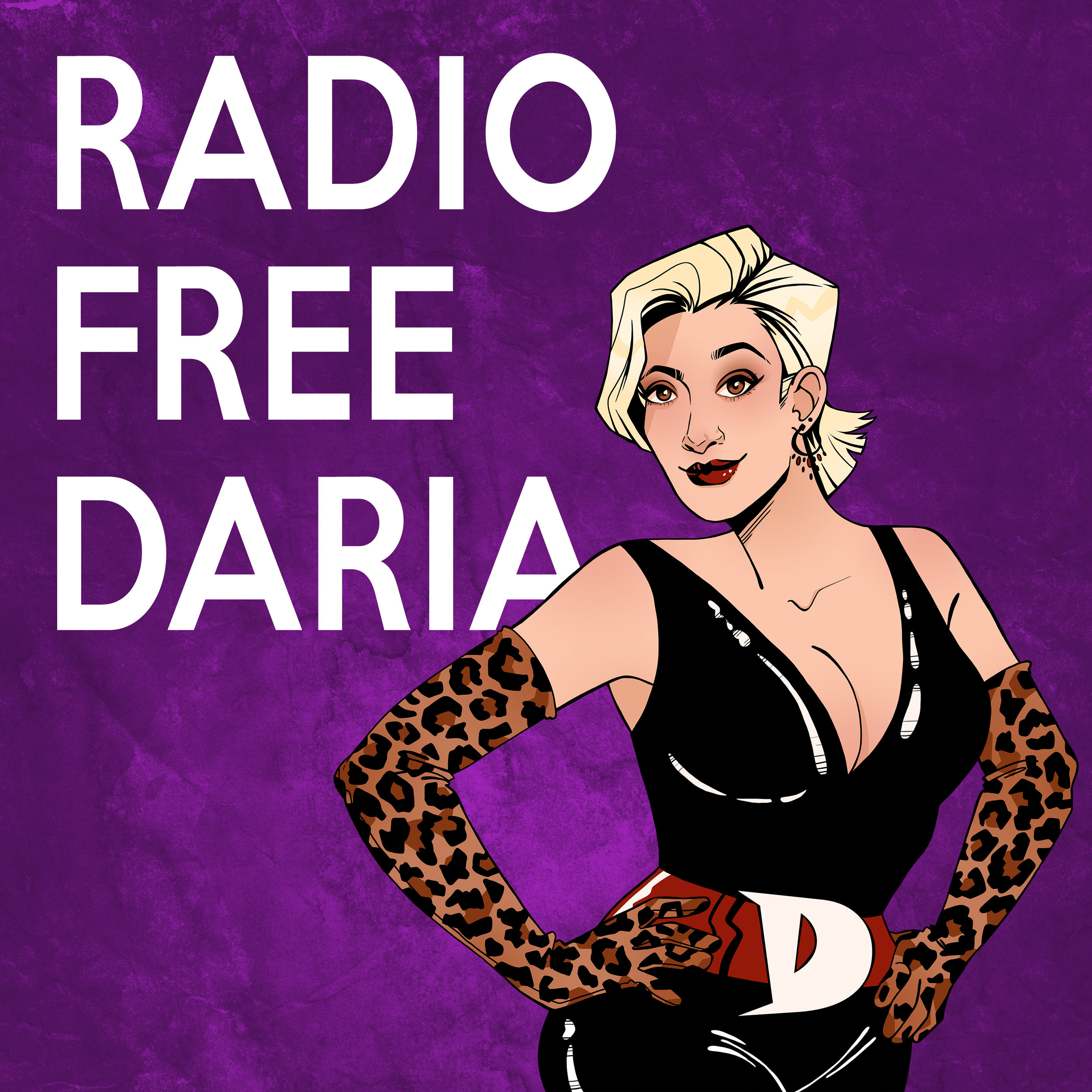Radio Free Daria    Listen to Radio Free Daria