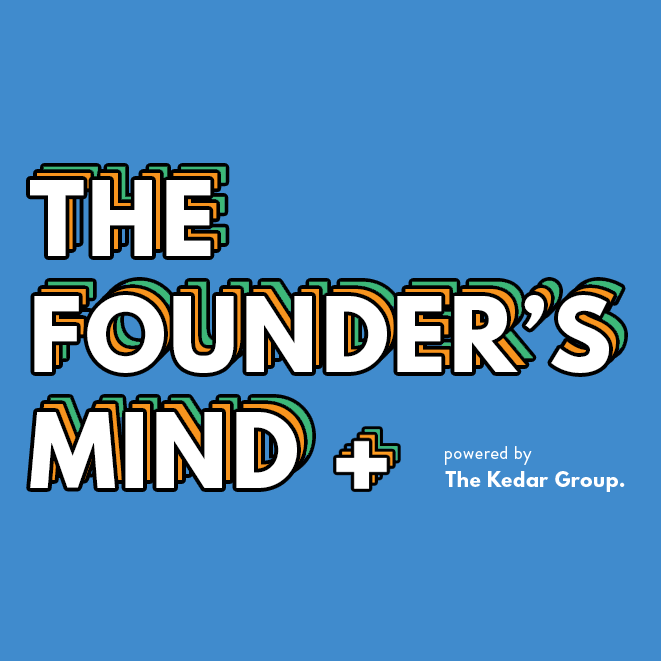 The Founder's Mind Plus - All of the episodes you love from the podcast PLUS bonus episodes from your favorite guests, member shout outs, and opportunities to get awesome swag!Upgrade Here!