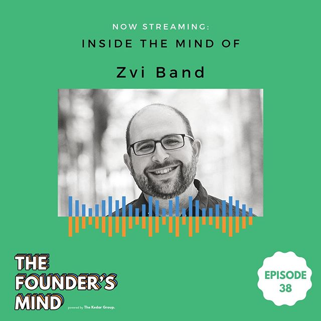 Relationships, relationships, relationships... did we say business is all about relationships, yet? Zvi built a company around managing relationships and recently wrote a 📖on it! The episode is live now. Follow the link in bio to listen.