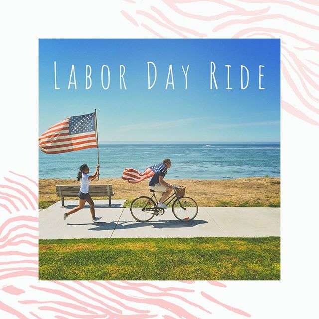 Join us for a Labor Day Spin ride at @movestudiopilatesfitness! Class is tomorrow at 8am 🚴♀️ cost is a cash donation to the @wwp