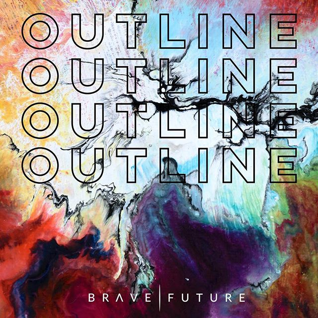 """""""Outline"""" is available now on all major outlets for purchase and streaming. Check it out on Spotify, iTunes, Apple Music, and wherever else you get your music. Also link for iTunes is in our bio."""