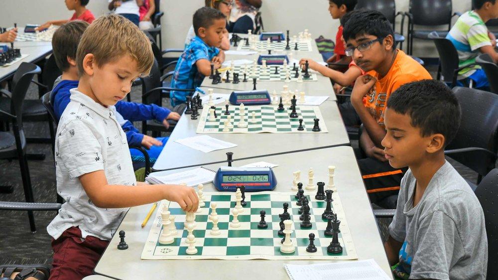 Steven Vigil Chess
