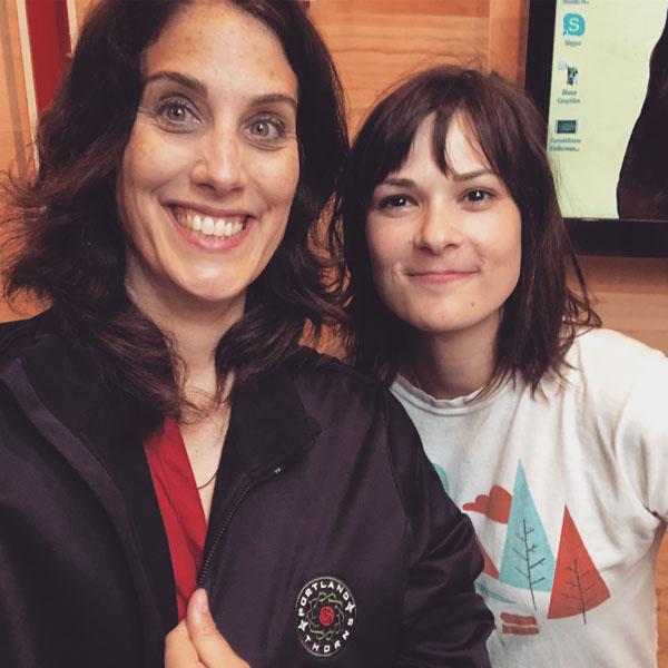 Erin & SWB favorite Lisa Best.