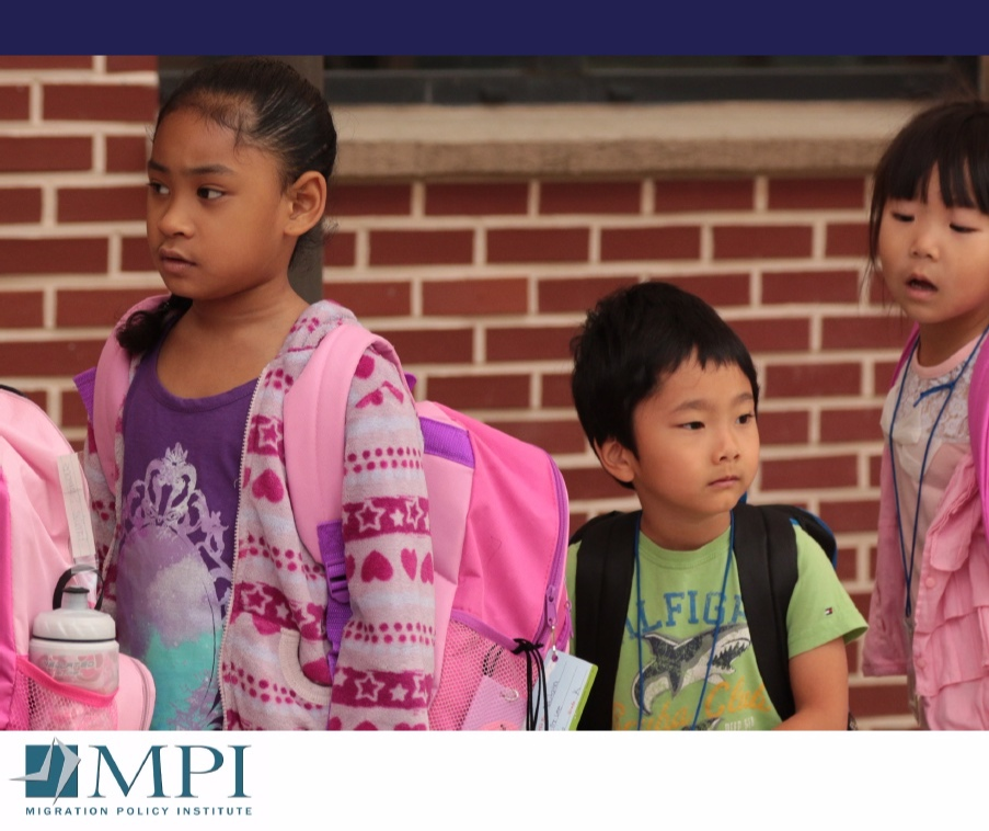 Discrimination at School Harms Development of Young ELLs, Study Says - A new report from the Migration Policy Institute outlines the types of personal and structural discrimination that young children of immigrants may experience at school. The study from the organization's National Center on Immigrant Integration Policy makes the case that the experiences of young children of immigrants, many of whom are English-language learners, from pre-kindergarten through 3rd grade play a significant role in determining their academic future.EDUCATION WEEK – SEPTEMBER 15, 2015