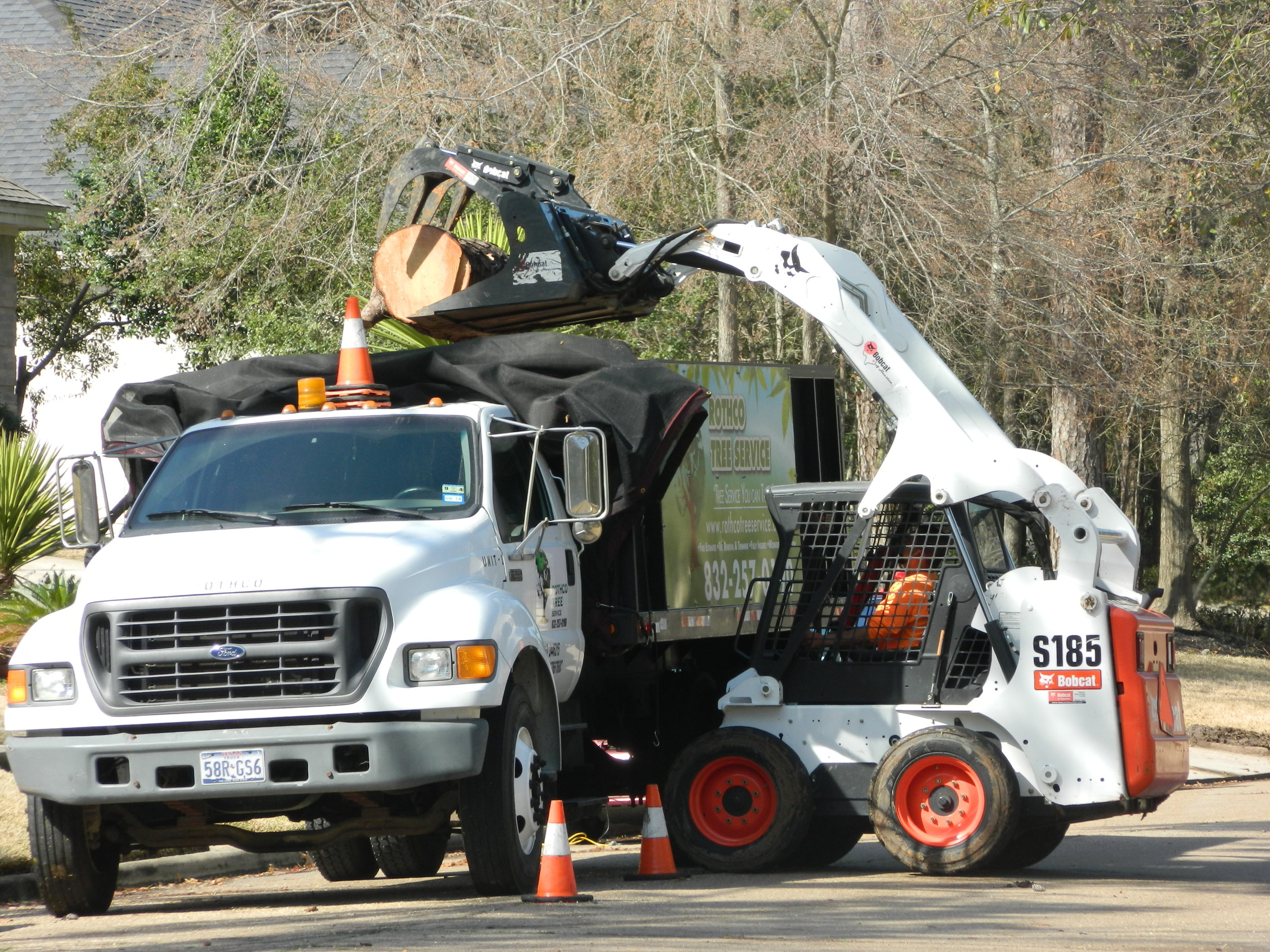 skid steers, dump trucks, trailers, loaders and more