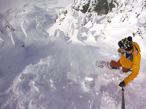 Ken Achenbach, Powder Mountain Catskiing