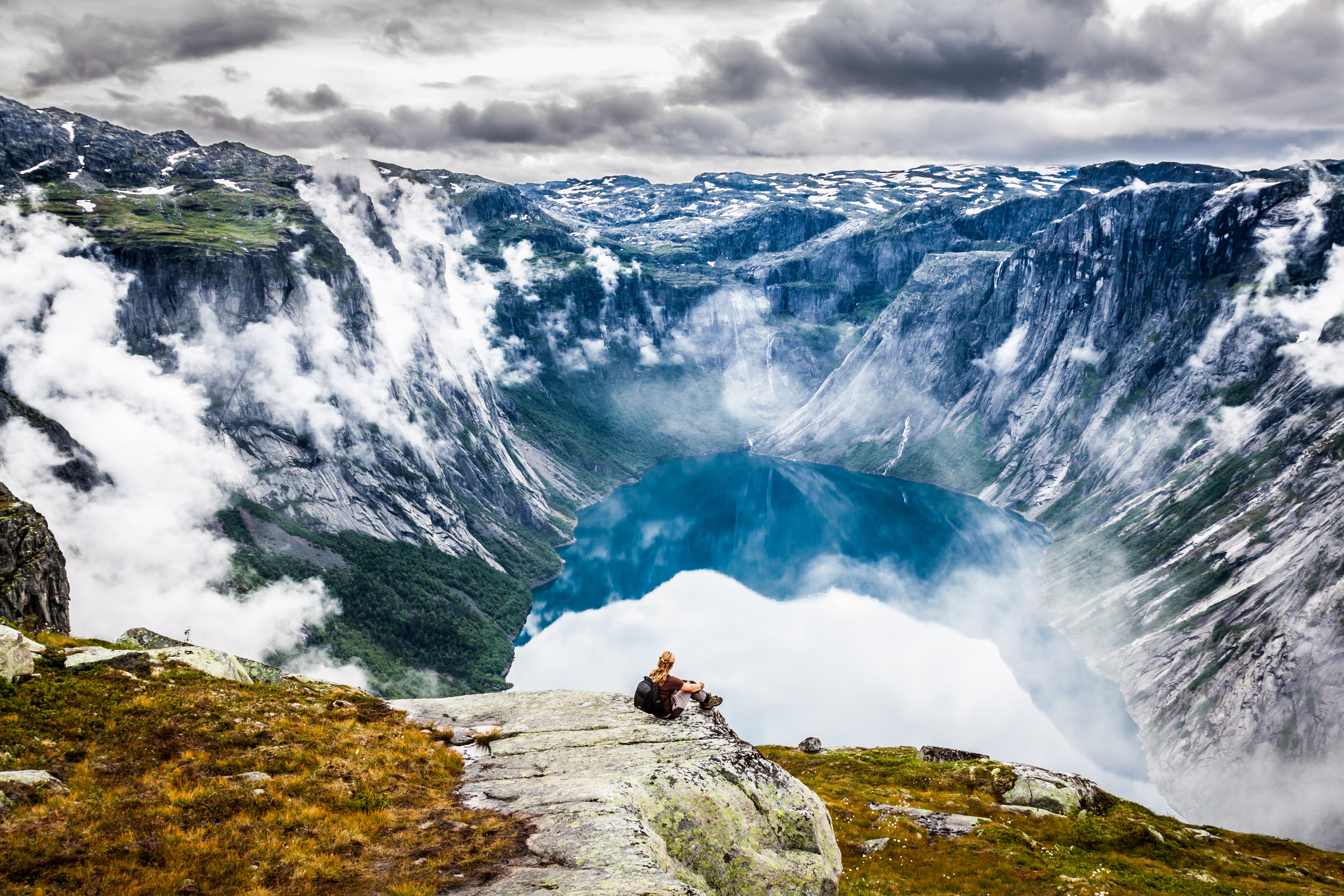 Trolltunga Wilderness Trek