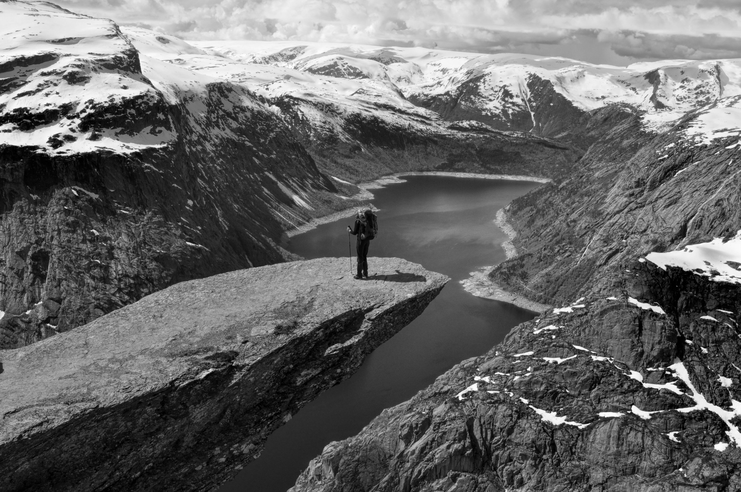 Trolltunga Classic 2 days, 1 Night, 3 meals & wilderness included.