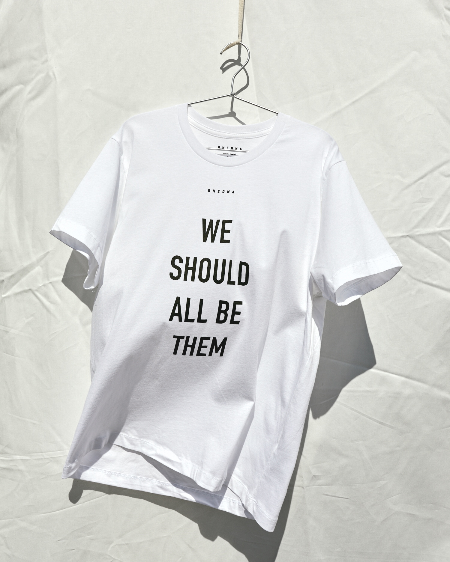 Shop Designer T-Shirt By New York Brand One DNA. We Should All Be Them.