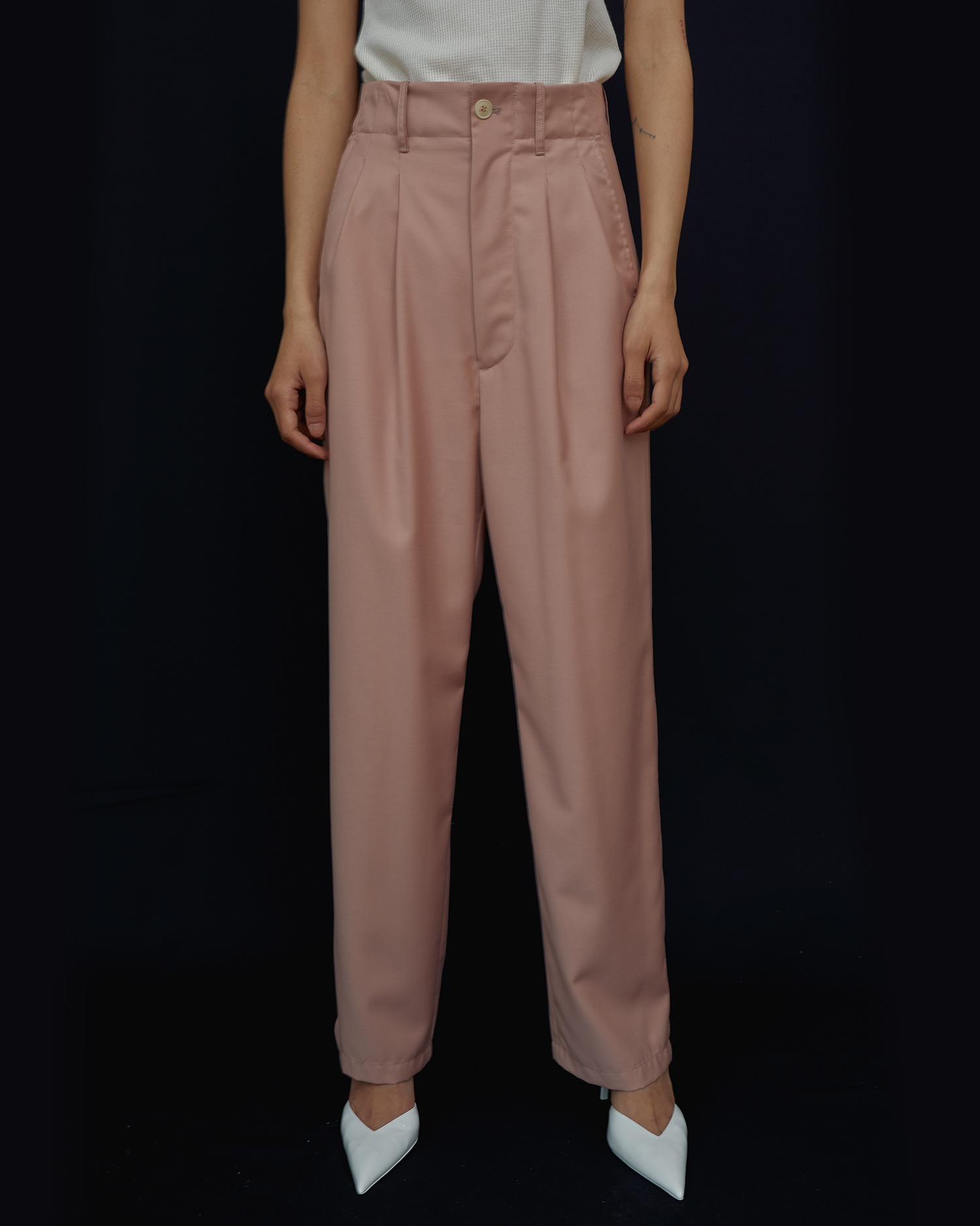 Gender Neutral Pants By One DNA In Pink