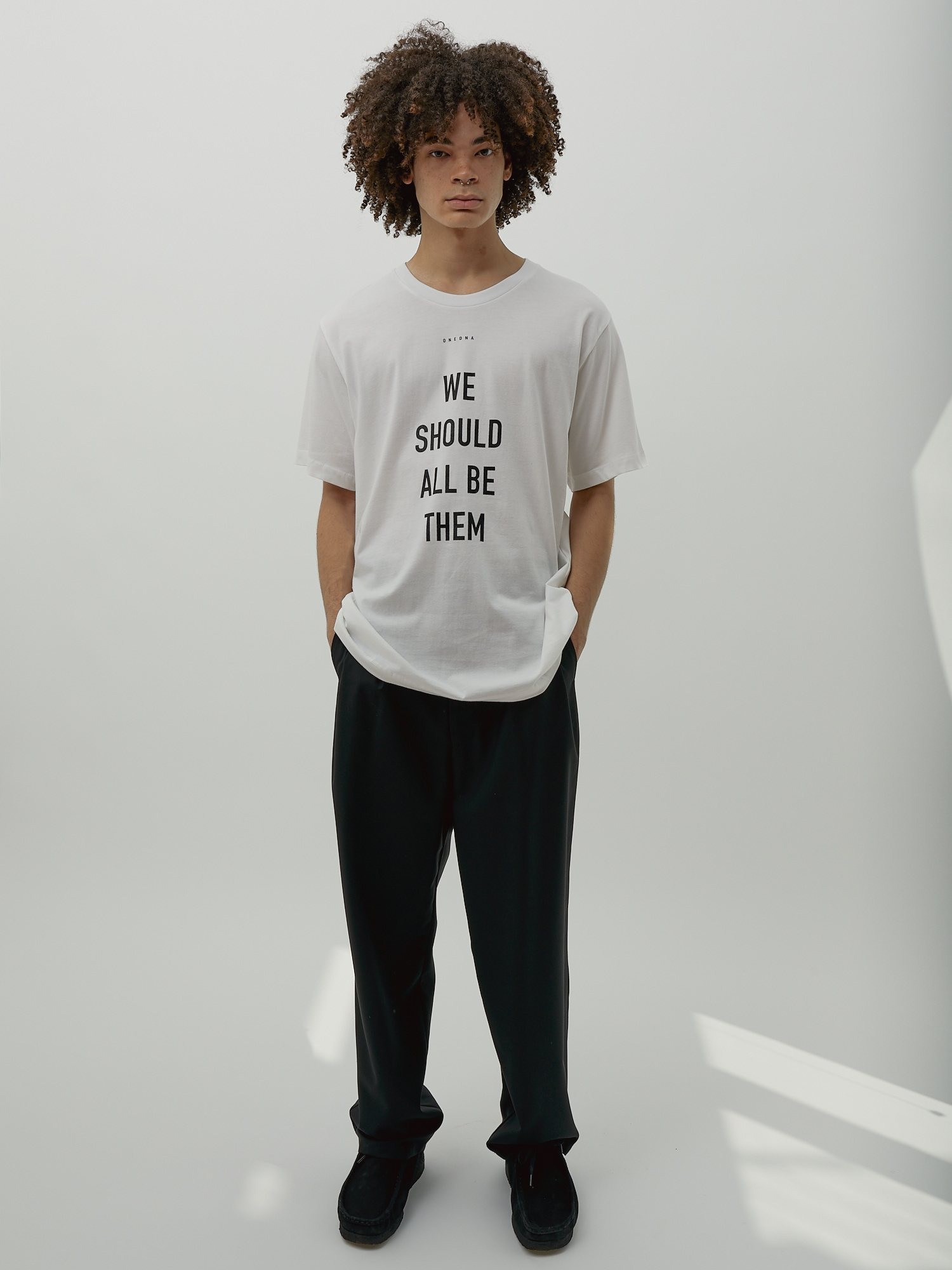 Shop We Should All Be Them T-shirt