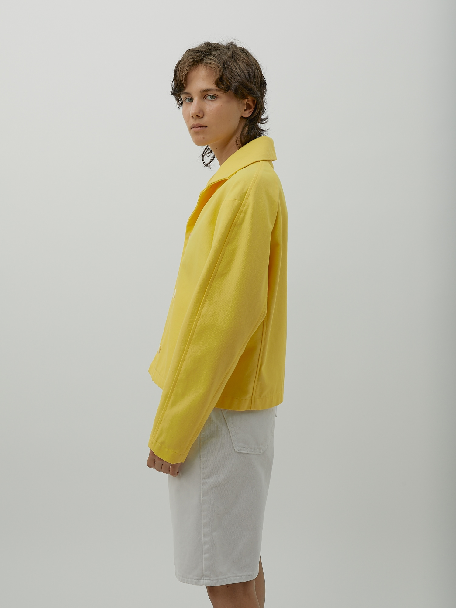 Duck Canvas Jacket Suitable For Year-Round Wear by One DNA