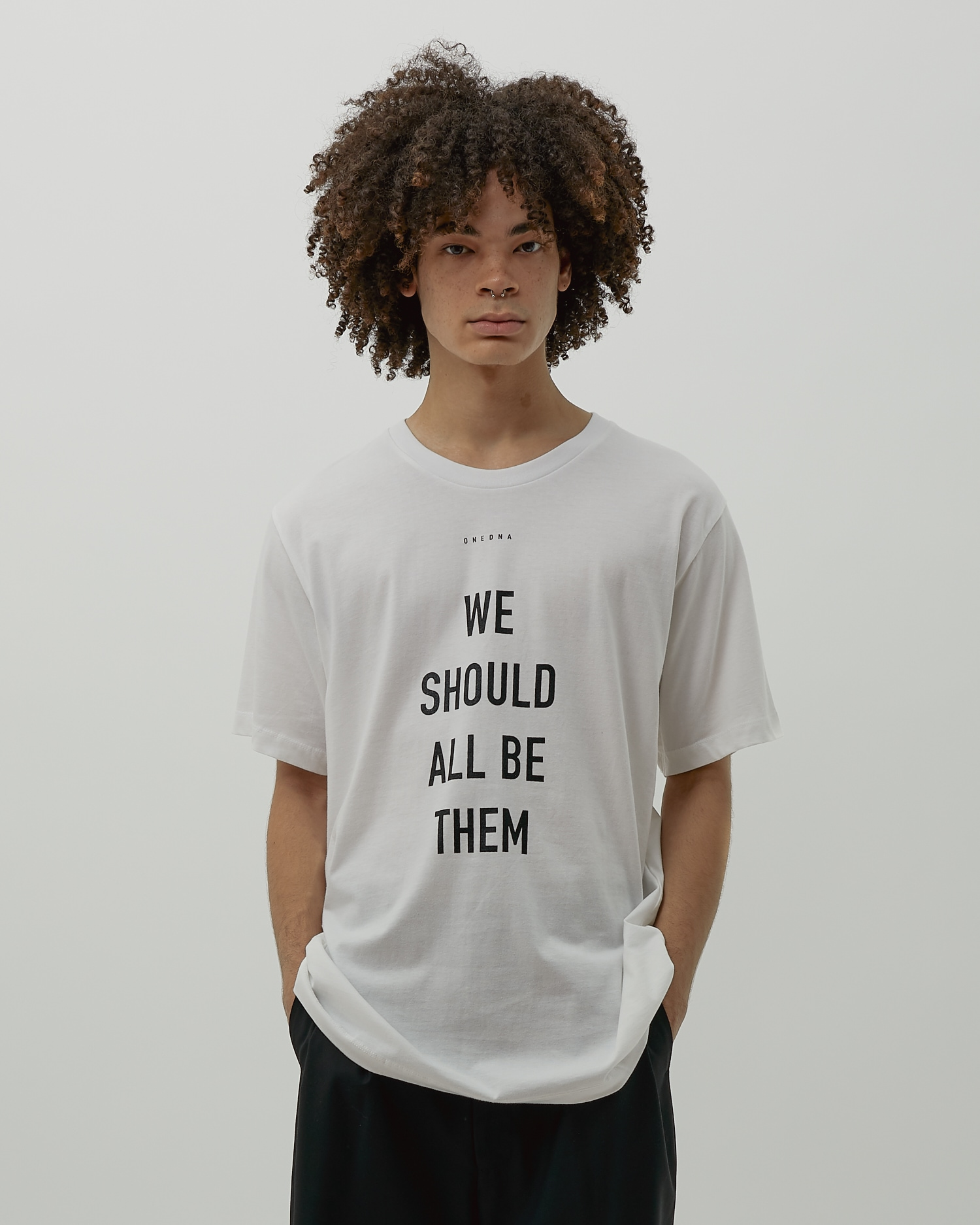 A Non Binary Take on Dior's We Should All Be Feminists T-shirt