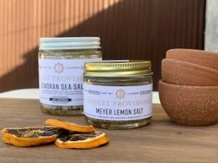 Meyer Lemon Salt Gift Set