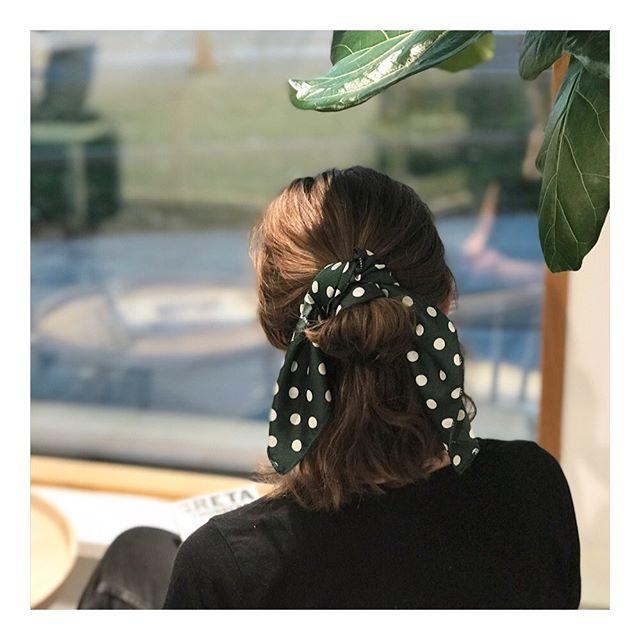 🌿 #piecesbybonbon #hairscarf #wigorganics #humlegårdsgatan20 #79ochpark