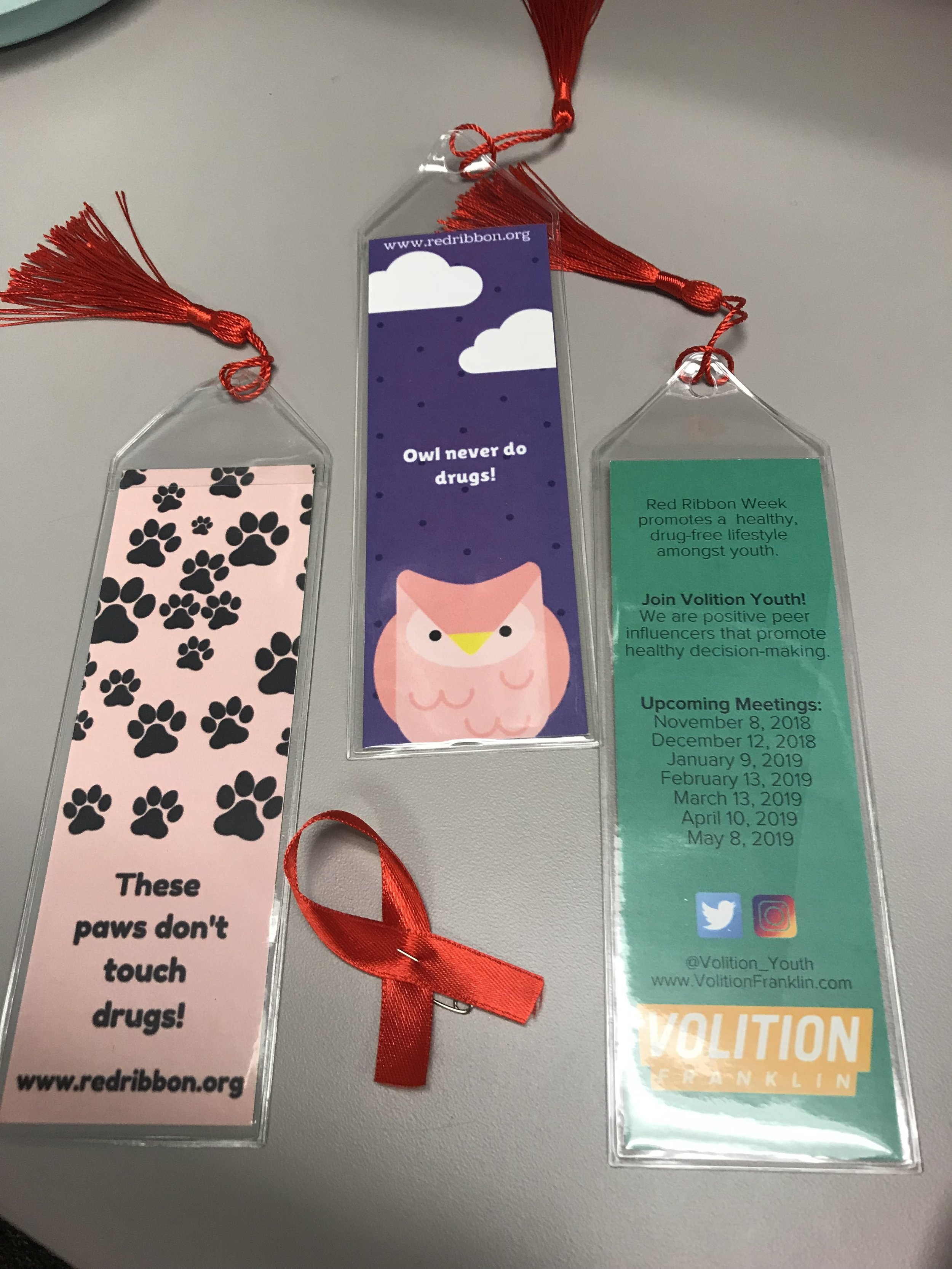 2018 Red Ribbon Week, Bookmarks, Ribbon.jpg