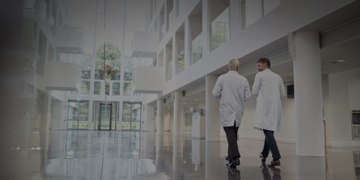 Using DreamGlass® Smart & Switchable Glass in Hospitals