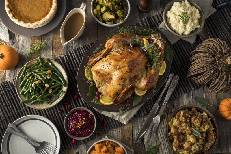 Thankful for Safe, Abundant, and Affordable Food this Thanksgiving
