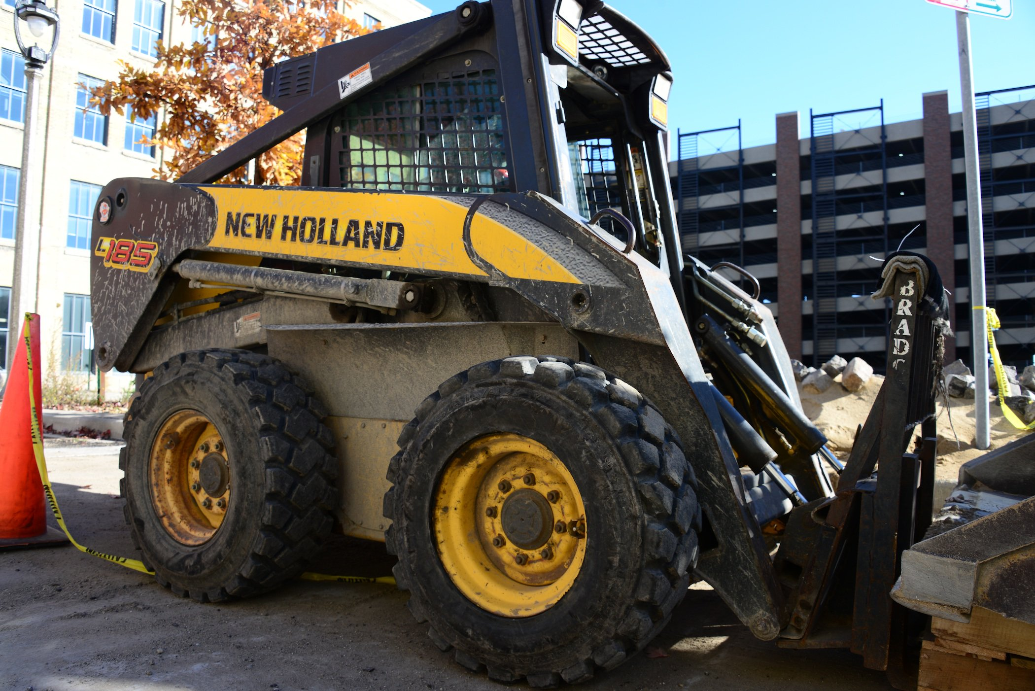 Choosing an Application-Specific Skid Steer Tire