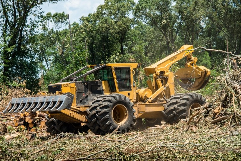 Flotation Tires Drive Productivity in the Forest