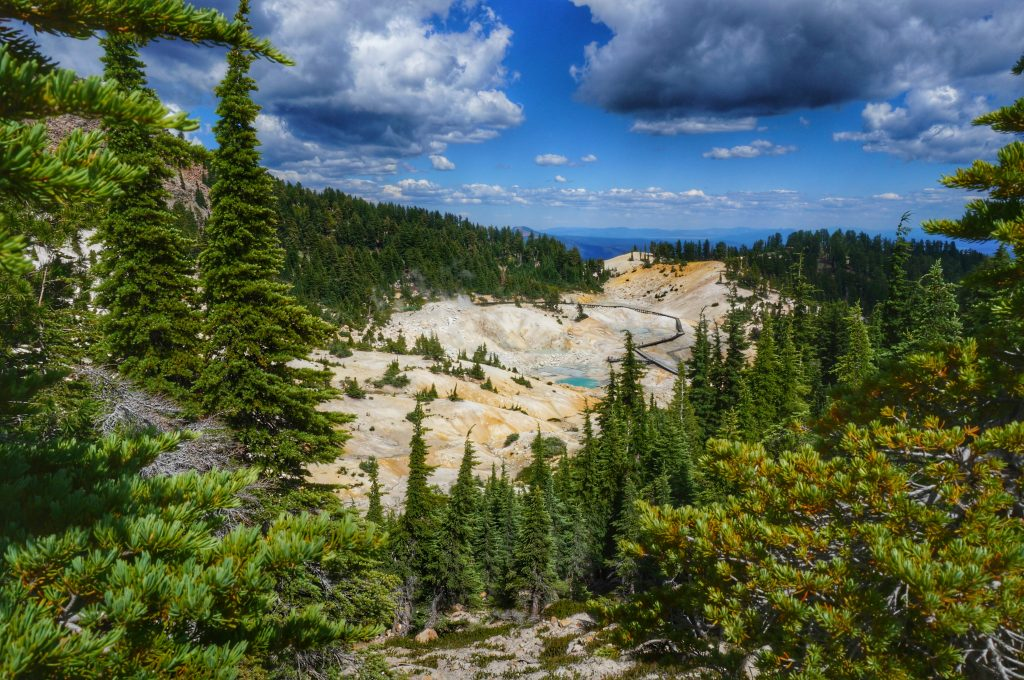 Off the Beaten Path: Lassen Volcanic National Park