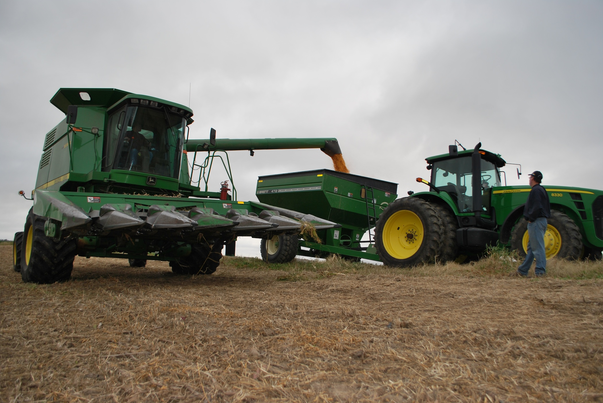 Minimizing Soil Compaction at Harvest