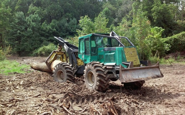 Primex LogStomper Xtreme: Stomping Out Logging's Toughest Problems